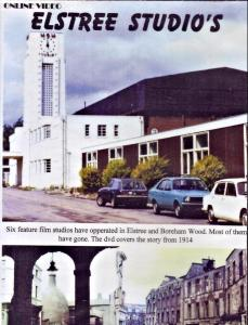 DVD - Elstree Studios
