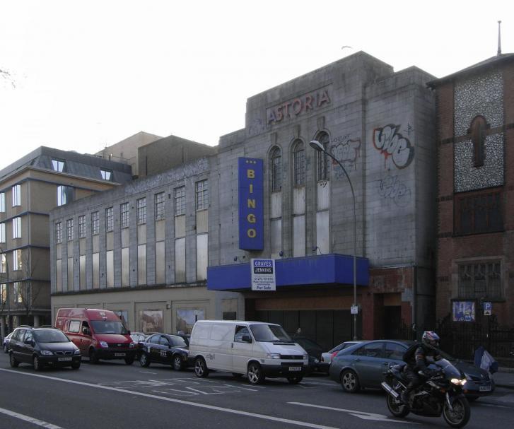 Astoria, Gloucester Place, Brighton