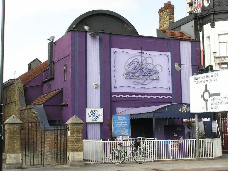Clapton Cinematograph Theatre, 229 Lower Clapton Road, Clapton, east London