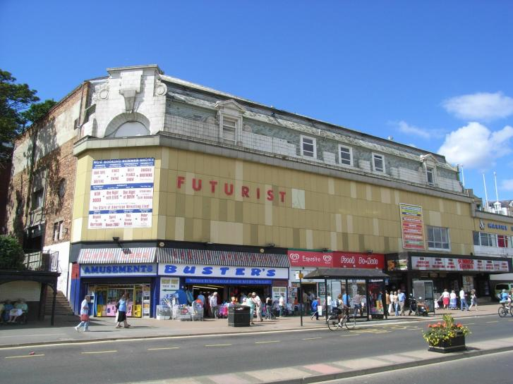 Futurist, Foreshore Road, Scarborough, North Yorkshire