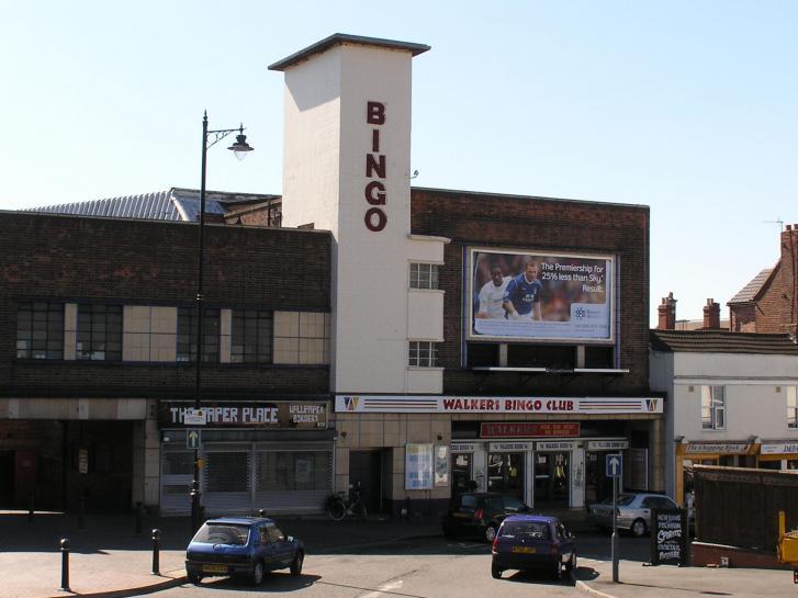 Gaumont, 115 Walsall Street, Wednesbury, West Midlands