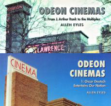 ODEON CINEMAS 1 & 2 Special Offer