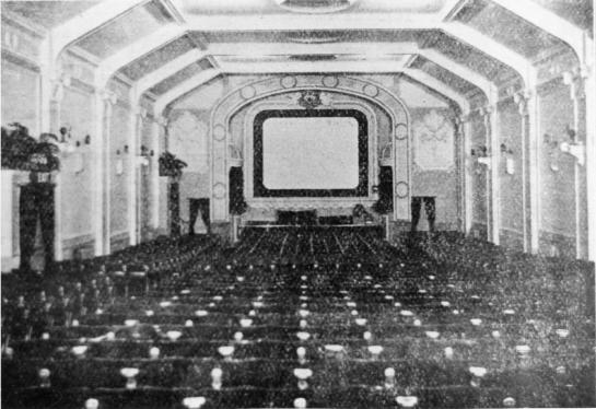 Pyke's Cinematograph Theatre - Shepherds Bush