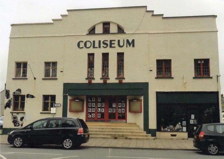 Coliseum Portmadog