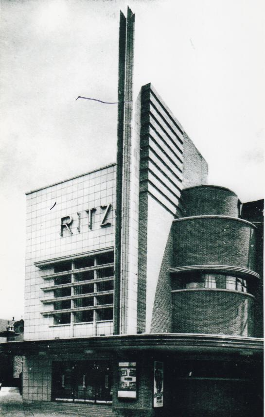 ILKESTON RITZ orignal ext