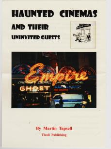 Haunted Cinemas and their Uninvited Guests